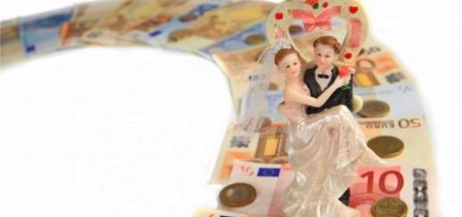 Budget de mariage, combien coute le mariage